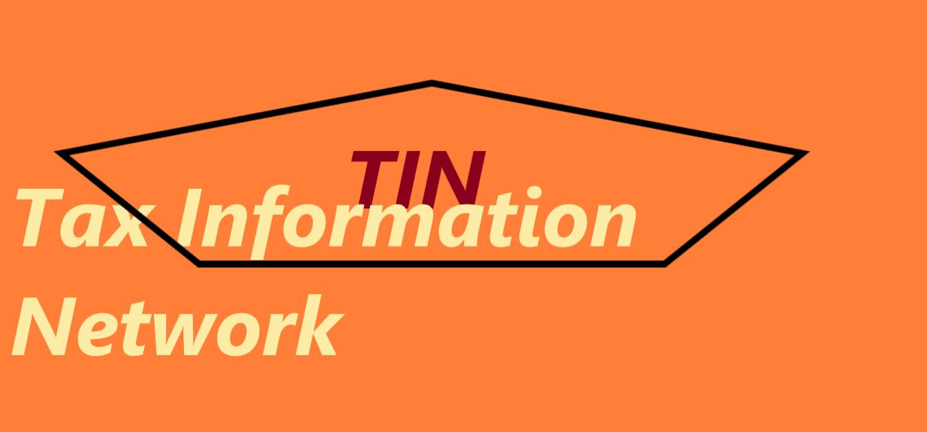 TIN Number Kya Hai in Hindi
